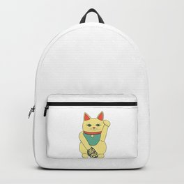 Lucky Cat Backpack