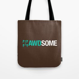 AWDSOME v3 HQvector Tote Bag