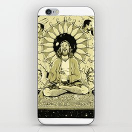 The Tao of Dude (The Big Lebowski) iPhone Skin