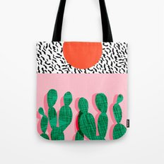 Spazz - throwback memphis 1980s style retro vintage texture illustration decor design style hipster Tote Bag