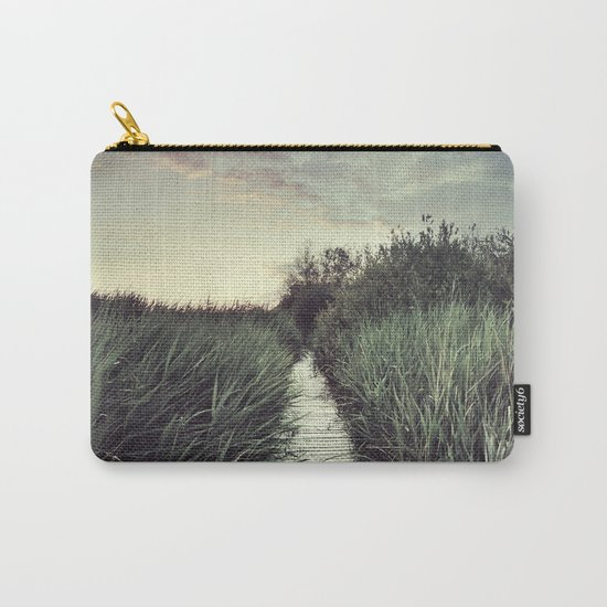 """""""My way..."""" Carry-All Pouch"""