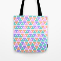 geo Tote Bags featuring GEO by Isabella Salamone