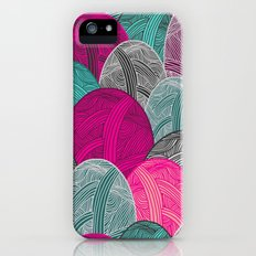 Colour Me Lovely iPhone SE Slim Case