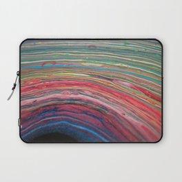 random rainbow Laptop Sleeve