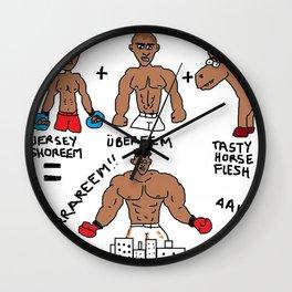Reem Wall Clock
