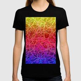 Informel Art Abstract G56 T-shirt
