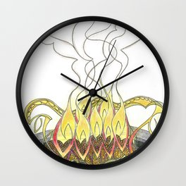 The Altar Wall Clock