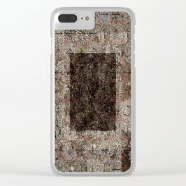 Hardstanding 03 Clear iPhone Case