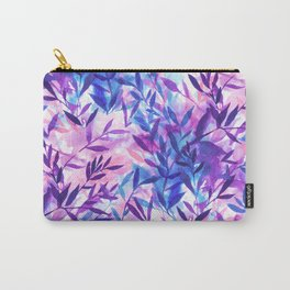 Changes Purple Carry-All Pouch