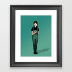 Bevars Framed Art Print