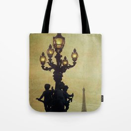 Paris (France) Tote Bag