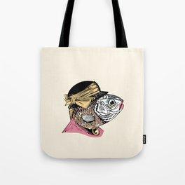 Mrs. Fish Tote Bag