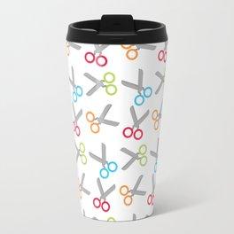 Bright Scissors Travel Mug