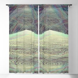 Crystallized Vibration Blackout Curtain