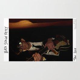 Birds in the Boneyard, Print 13: Backstage Petey Rug
