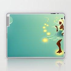 Herbal Remedies: Dandelion Laptop & iPad Skin