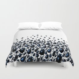 Curse of the Pharaoh / Can you survive the swarm? Duvet Cover