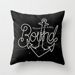 Homeward Bound Throw Pillow