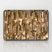 community iPad Cases featuring Fortified Community by Tony M Luib