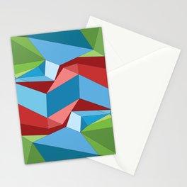 Geo 2 Stationery Cards