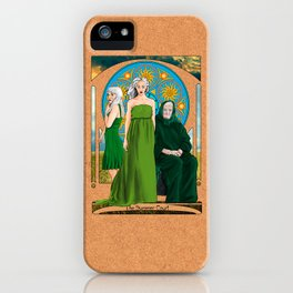 The Summer Court of the Sidhe iPhone Case