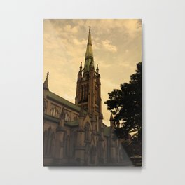 Cathedral Church of St. James Metal Print