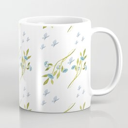 Butterflies & flowers Coffee Mug
