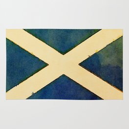 The Saltire Rug