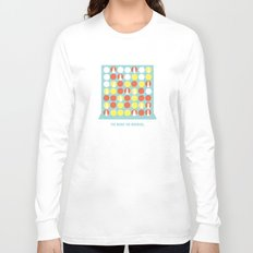 The More The Merrier Long Sleeve T-shirt