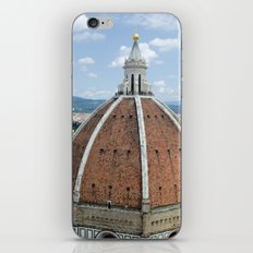 florence cathedral, italy. iPhone & iPod Skin