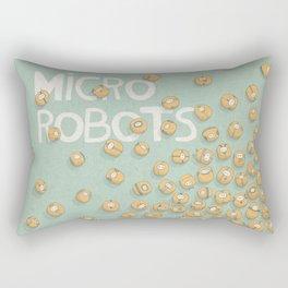 microrobo Rectangular Pillow