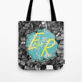 Evan Rivas Design Locks Tote Bag