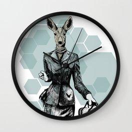 proper Wall Clock