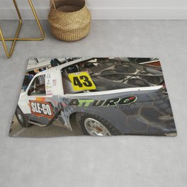 Ready for Action Rug