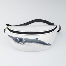 Baby Minke whale Fanny Pack
