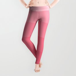 Sensitive Pink - Color Therapy Leggings