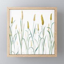 Prarie Framed Mini Art Print