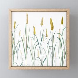 Prarie Framed Mini Art Print
