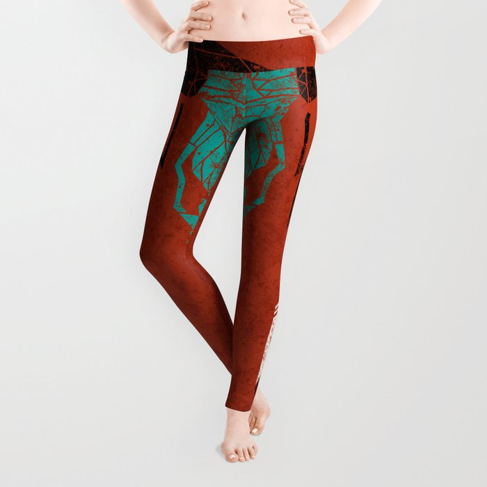 Southwest Skull Leggings