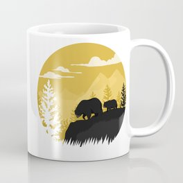 Bear Valley Coffee Mug