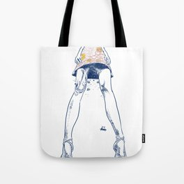 DIFFERENT is SAME Tote Bag