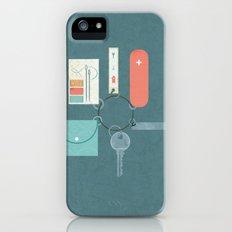 Prepared iPhone (5, 5s) Slim Case
