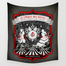 The Night Circus Wall Tapestry