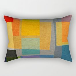 Rhythmic Gymnastics Rectangular Pillow