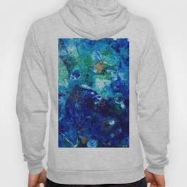 Look Down As The Rain Falls Into The Sea Hoody