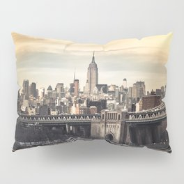 Empire State of Mind Pillow Sham