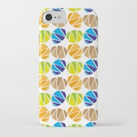 safari iPhone & iPod Cases featuring Safari by Apple Kaur