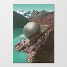 Is fear Canvas Print