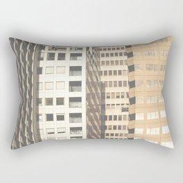 Downtown SF Rectangular Pillow