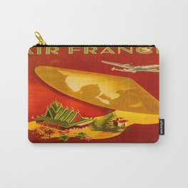 Vintage poster - Extremo-Oriente Carry-All Pouch